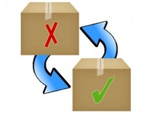 Quy định đổi trả sản phẩm hư lỗi
